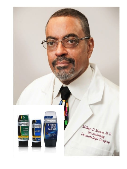 Black Skin Deep is the podcast from Dr. Milton D. Moore